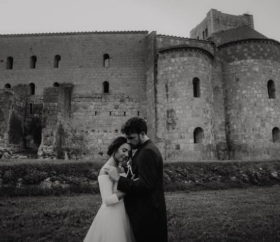 sposi a Tuscania