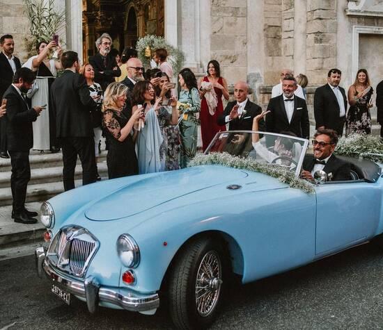 Gianmarco Amico - Wedding Photojournalist