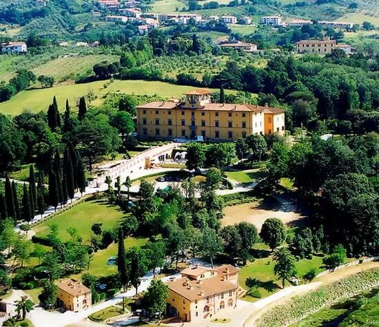 Villa Castelletti- Overview