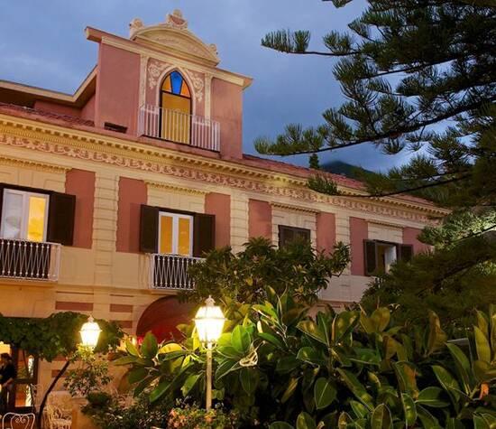 Hotel Ristorante Villa Cheta