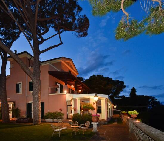 Villa Elvira Vaselli Tramonto