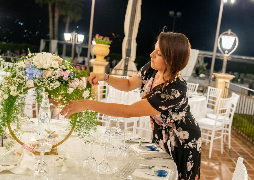 Barbara Eventi: Wedding Restyling, una figura professionale che vi accompagnerà in ogni scelta importante per le nozze!