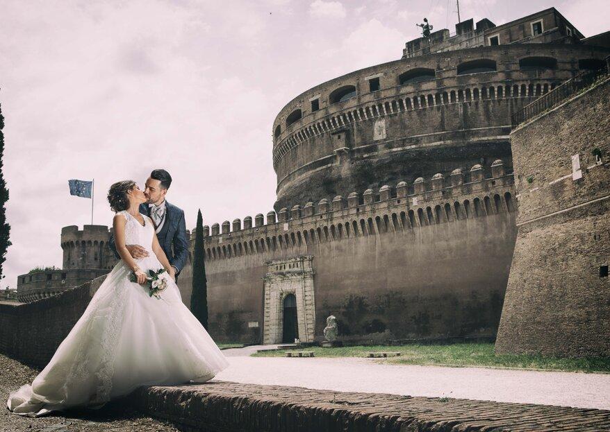 Sposarsi...un giorno a Roma