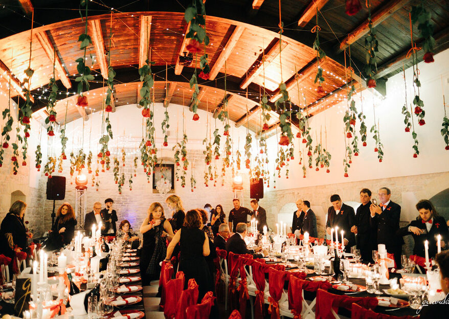 """Giuvida Events: il """"bello"""" ed il """"buono"""" di convolare a nozze in Puglia"""