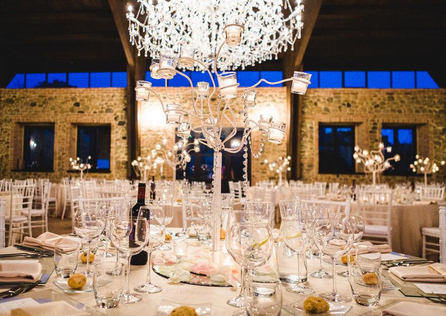 The White Rose Wedding: quando professionalità e passione vincono sul Covid!