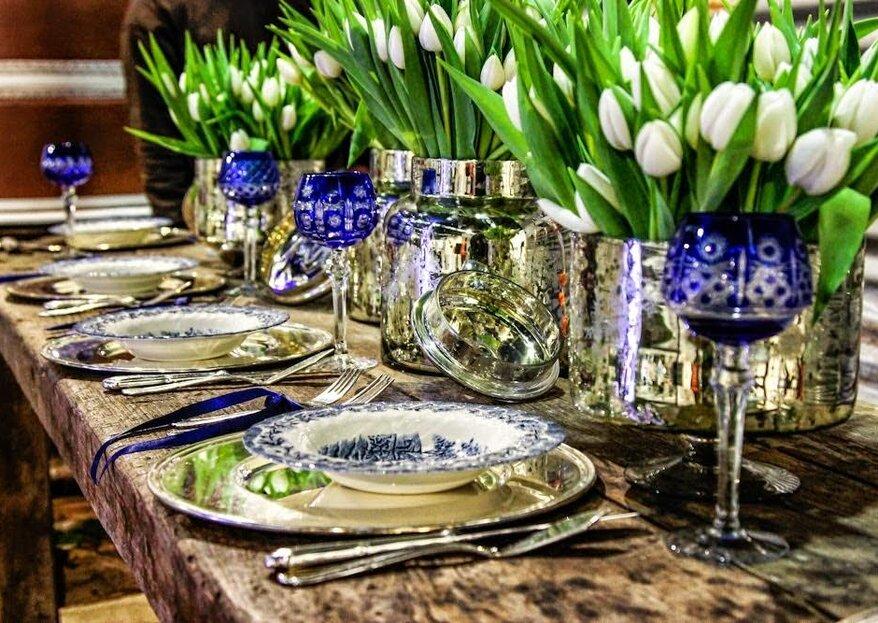 L'importanza del catering in un matrimonio di nuova generazione con Exclusivevent