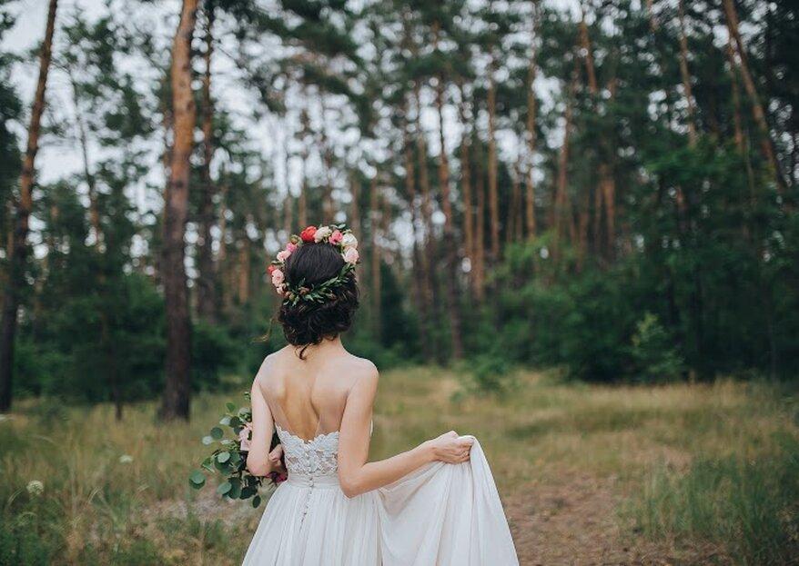 Come organizzare un matrimonio shabby-chic: le 6 regole da seguire alla lettera