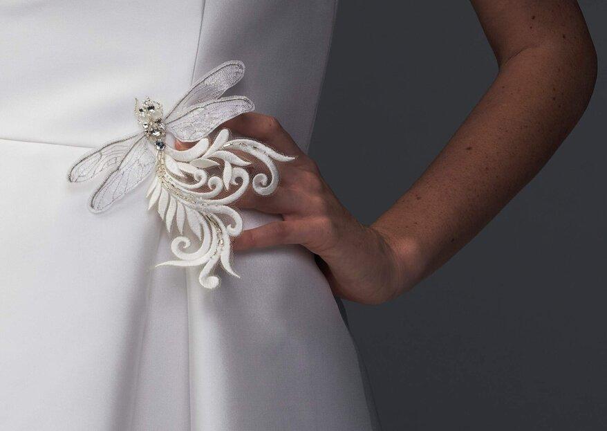 Chiara Vitale Atelier Kore abiti sposa e cerimonia, collezioni piene di fascino ed eleganza per ispirare un sogno!