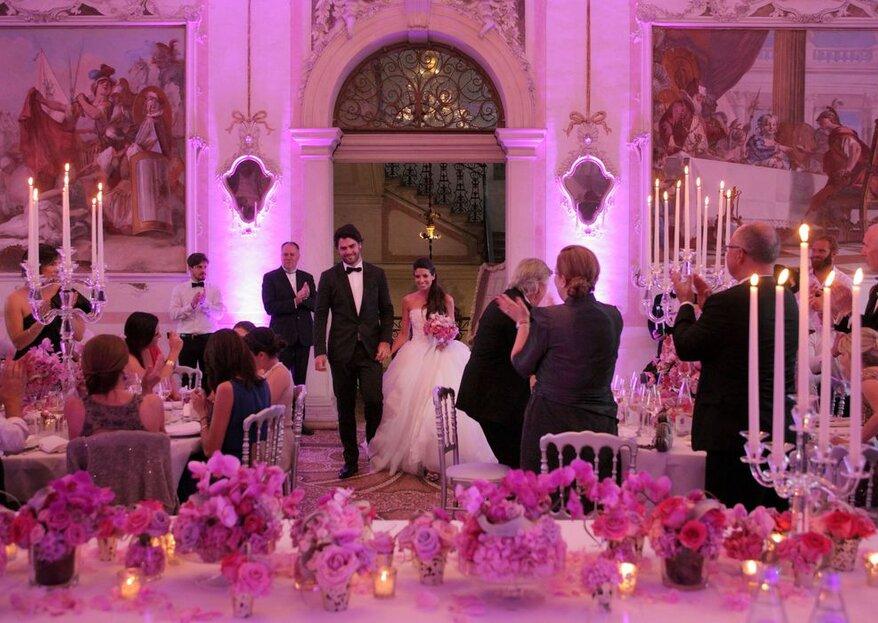 Ascolto attivo, raffinatezza e tanta creatività: la firma del successo di Maison Mariage Wedding & Events