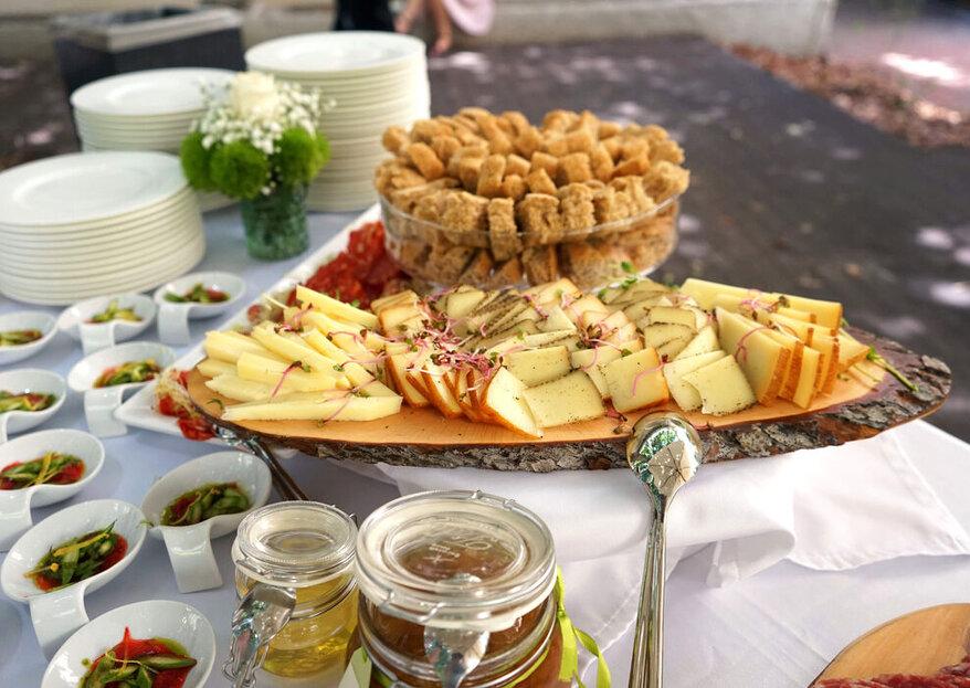 Debrilla Delicious Moment, l'ingrediente segreto che non deve mancare alle tue nozze!