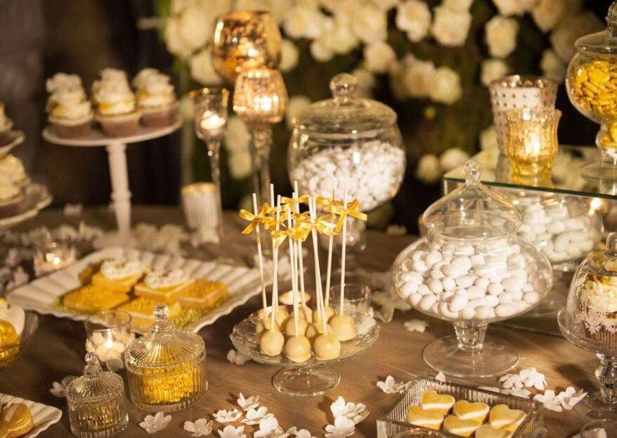 4 tipi di confetti belli e buoni per concludere in dolcezza le tue nozze