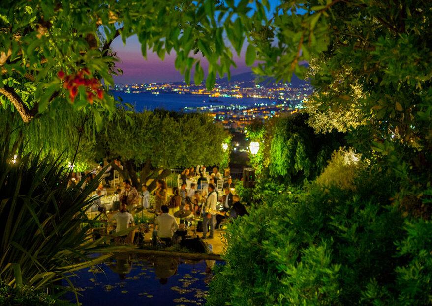 Lettera d'amore a Tenuta Verdoliva, la location nuziale più bella sul golfo di Napoli!