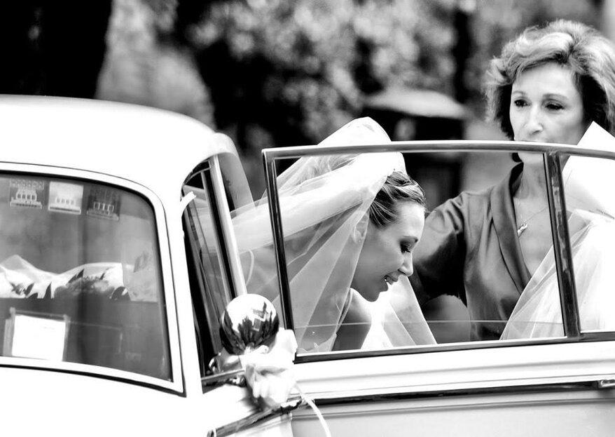 Una mini-guida per organizzare un matrimonio all'aperto in soli 8 passi