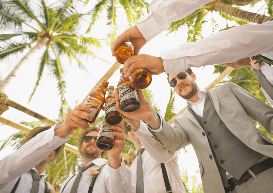 Addio al celibato: l'ultima grande festa da non sposato!