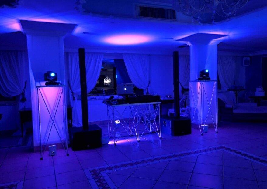 Mike Megaro Dj: quando la musica abbraccia ogni elemento delle nozze...