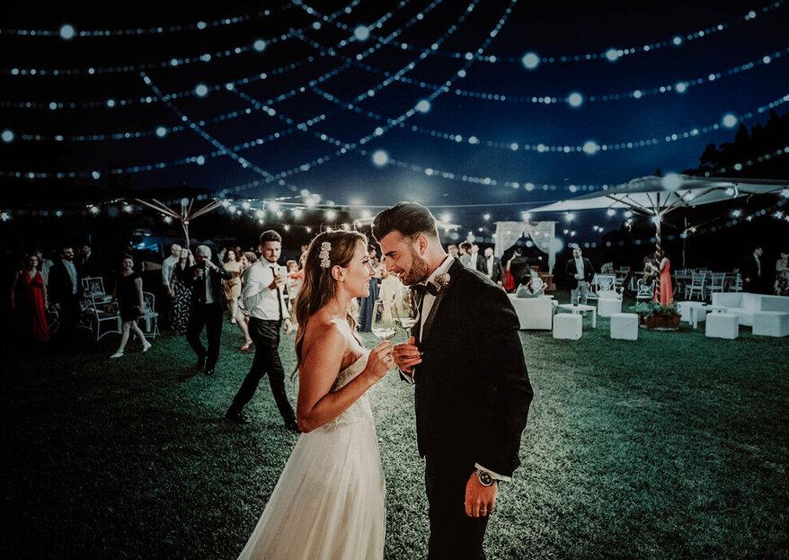 Le fotografie imprescindibili nel giorno delle nozze!