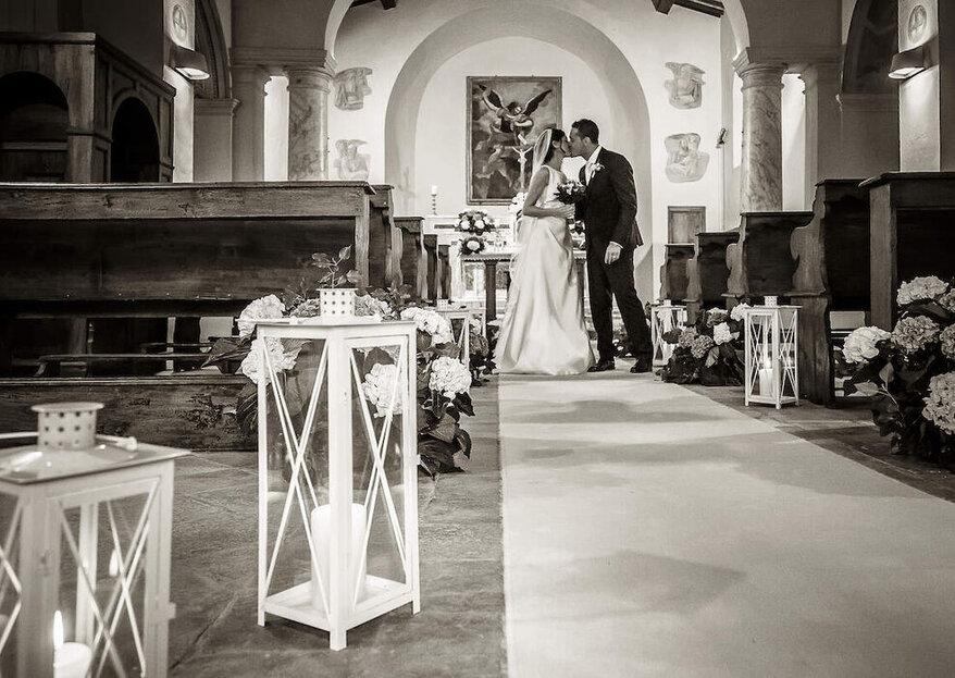 Le ispirazioni più belle per un matrimonio con personalità!