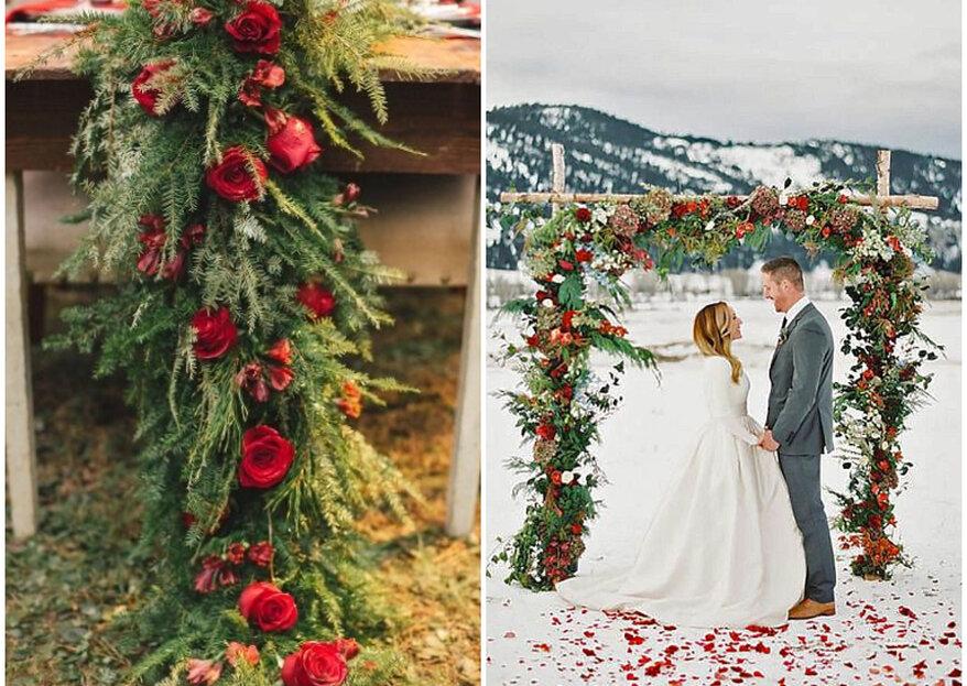 Scopriamo i più bei fiori invernali per il tuo matrimonio