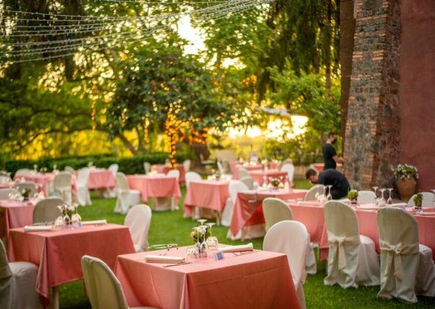 Le Scuderie di Villa Montalto, un antico casale per nuove emozioni!
