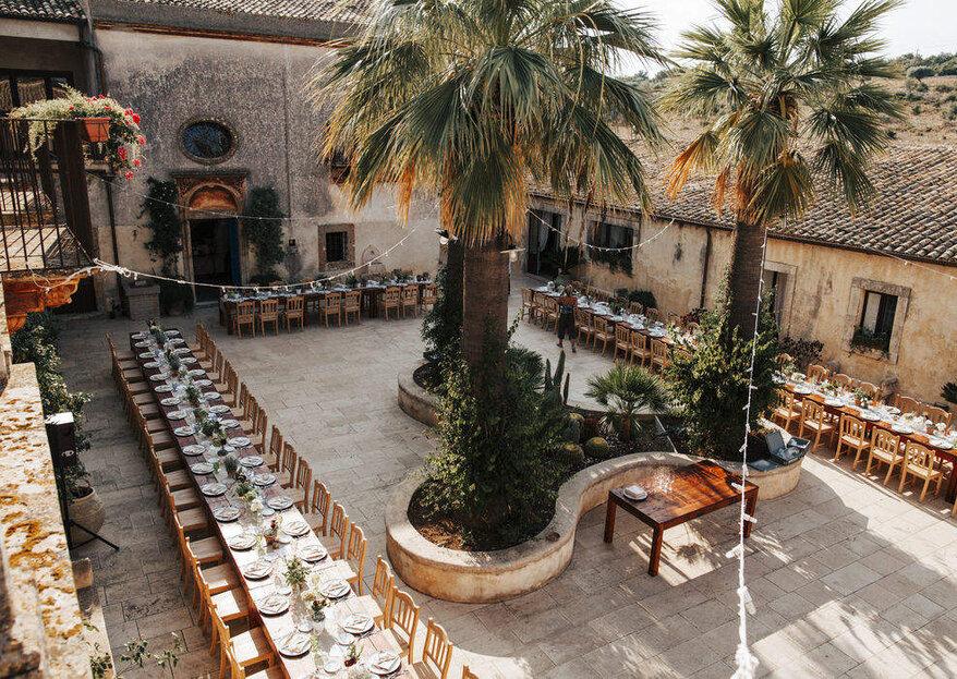 Colori, atmosfere e lusso del perfetto matrimonio targato Wedding Sicily