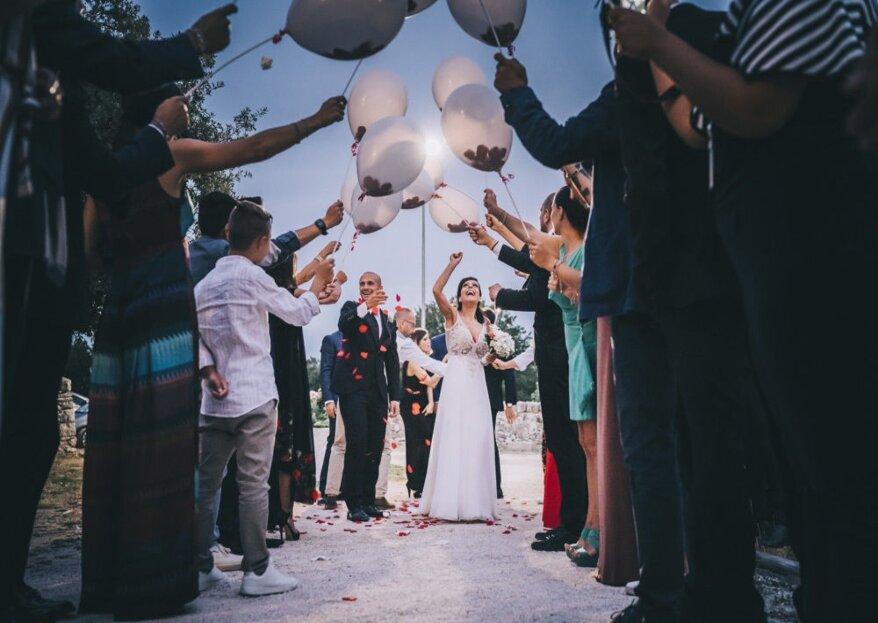 Empatia, creatività e supporto a 360° sono i punti di forza della wedding planner Sì, ti voglio