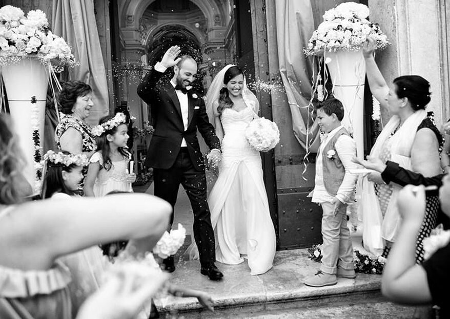 Destination Wedding in Campania: la parola a Morlotti Studio Napoli!