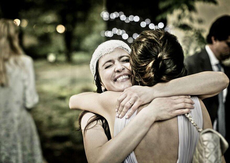 Come essere l'invitata di nozze perfetta? Seguendo questi 5 passi