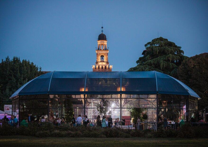 Un successone la presentazione della nuova serra Greenhouse La Fenice Garden di Privitera Eventi al Fuorisalone 2021!
