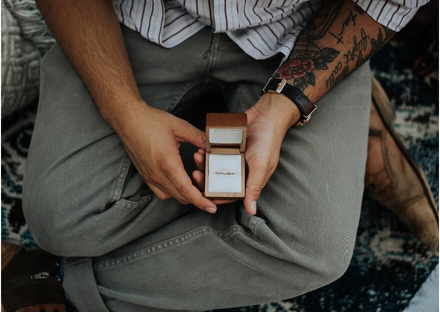 Promessa di matrimonio: sapete cos'è e perché è importante?