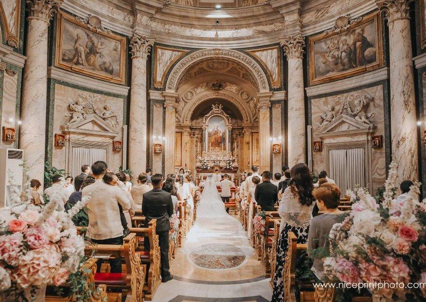 Addobbi chiesa matrimonio: tutti gli aspetti da considerare