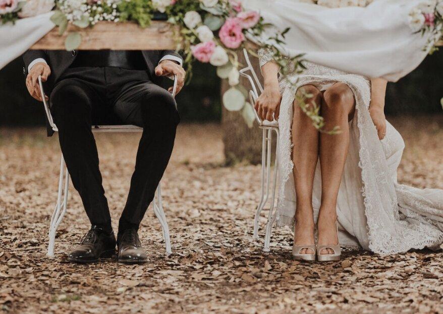 Cromatica Italian Wedding Photographer, spettatori discreti di un'emozione