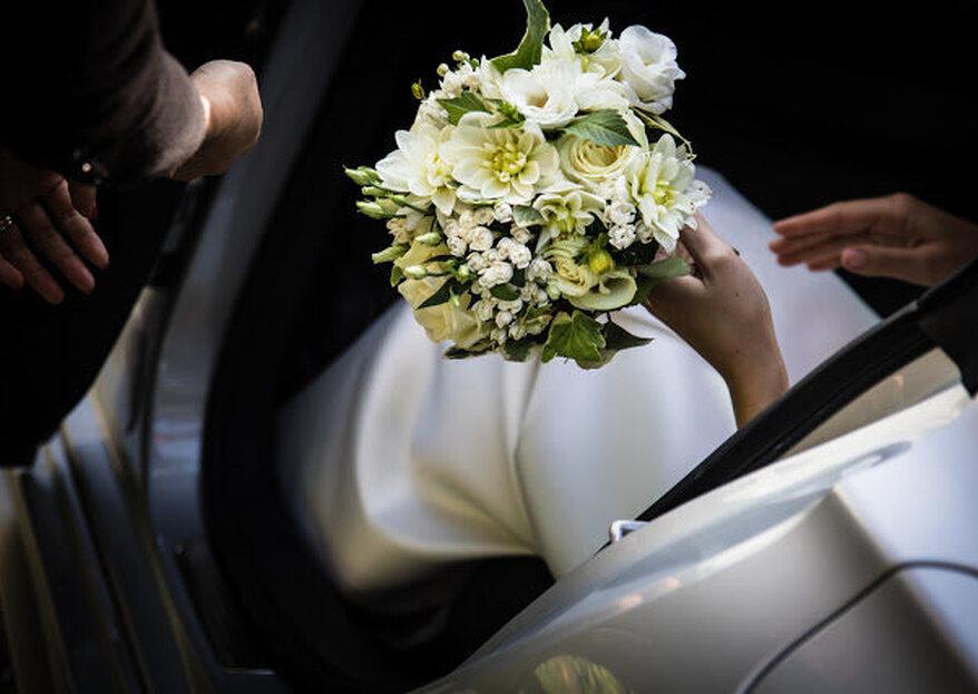 """""""Sposa...domanti ti regalerò una rosa"""" e se fosse un altro fiore quale preferiresti?"""