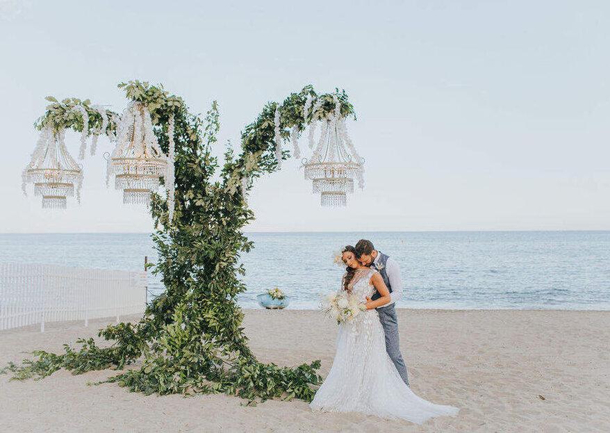 I professionisti del wedding che ti accompagneranno step by step nel giorno delle nozze...