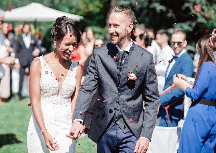 Vaska Mabritto Wedding Planner accetta con entusiasmo ogni sfida organizzativa, per un matrimonio da favola!