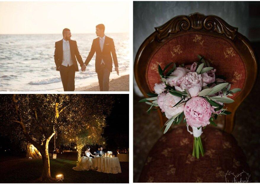 Emotions in Puglia: quando originalità, positività e passione vengono trasmesse per organizzare le vostre nozze