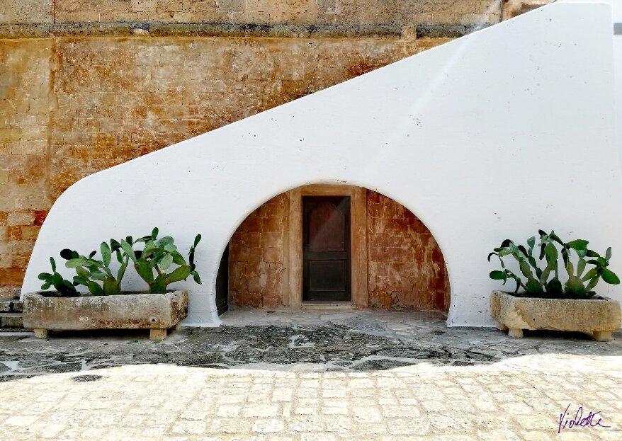 Masseria Zanzara vi regalerà un matrimonio all'insegna della tradizione mediterranea, per un sogno ad occhi aperti!