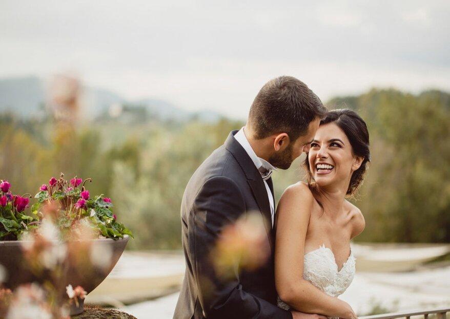 Rivivere la vostra giornata attraverso l'album delle nozze
