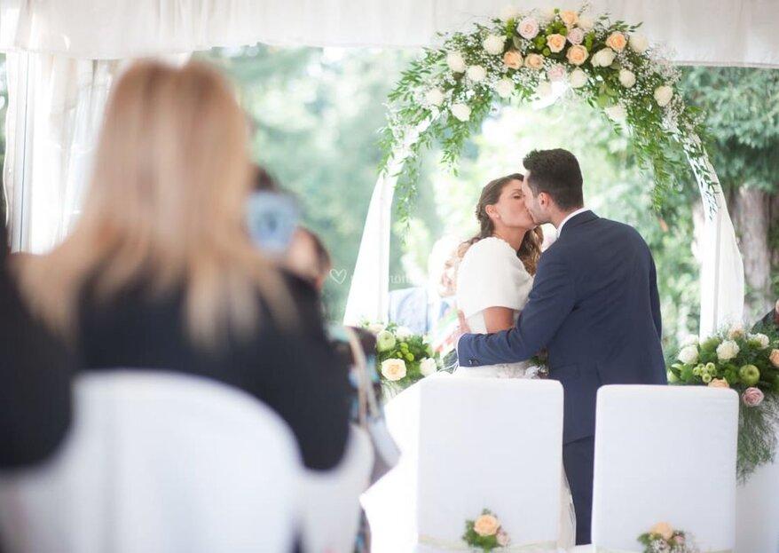 Lusso, eleganza e semplicità per le tue nozze? In un sola parola Hotel dei Giardini