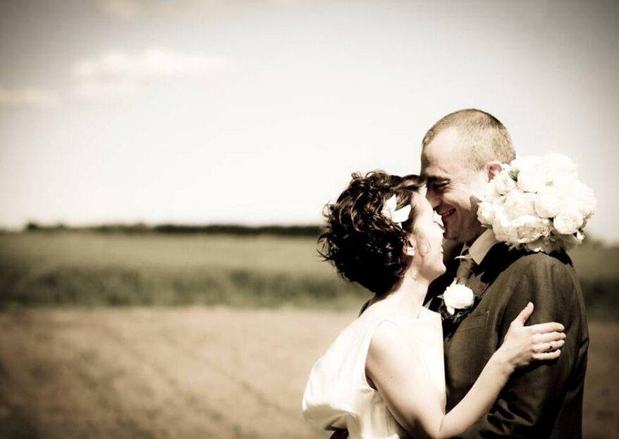 10 idee per stupire gli invitati al matrimonio