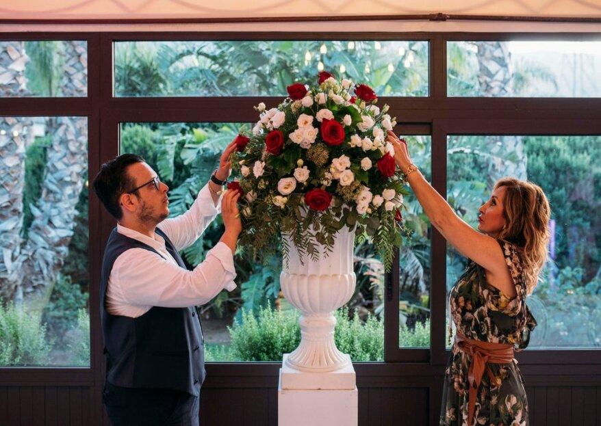 Il Salotto del Matrimonio di Antonio & Rossella: accomodatevi nel luogo dove i sogni di nozze diventano realtà