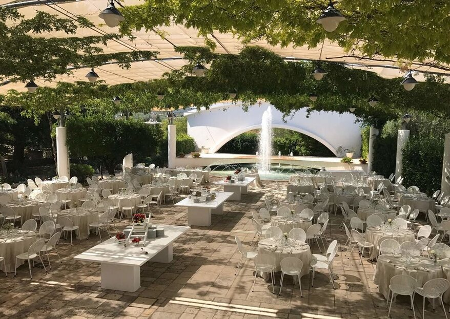 Grand Hotel La Chiusa di Chietri, tradizione, storia e modernità come sfondo indimenticabile delle vostre nozze!