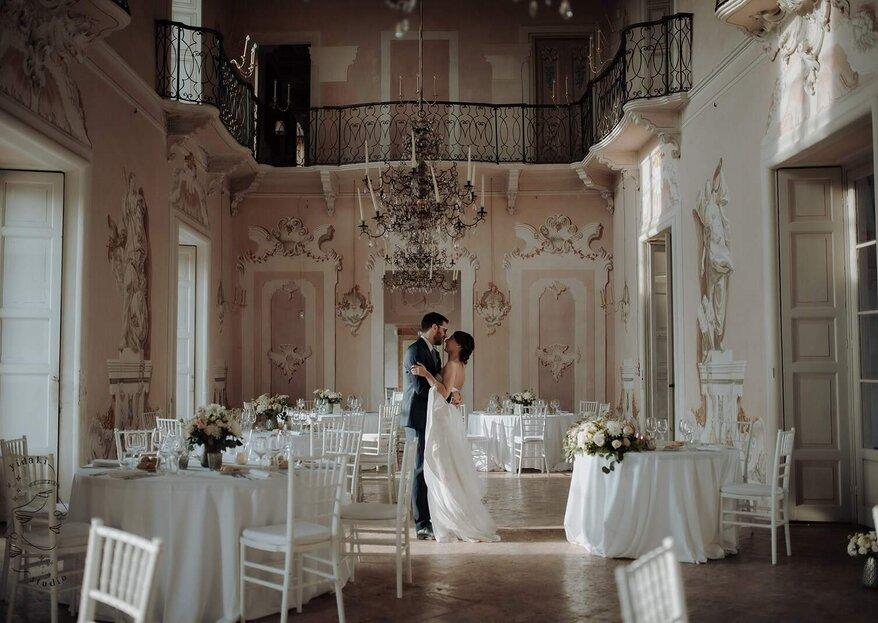 Il Bosco Degli Eventi, quando la passione per il wedding diventa mestiere.