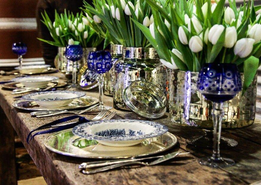 Come organizzare i tavoli del matrimonio