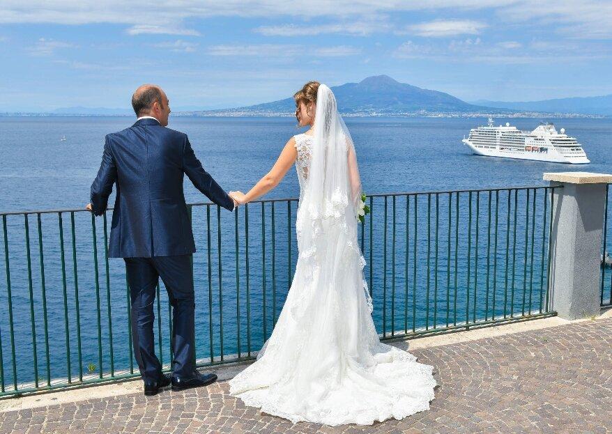 Belmare Weddings & Events: il vostro matrimonio è un viaggio emozionante!