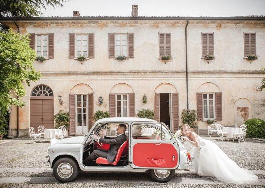 Villa Valentina: quel caldo abbraccio tra verde e storia per le tue nozze