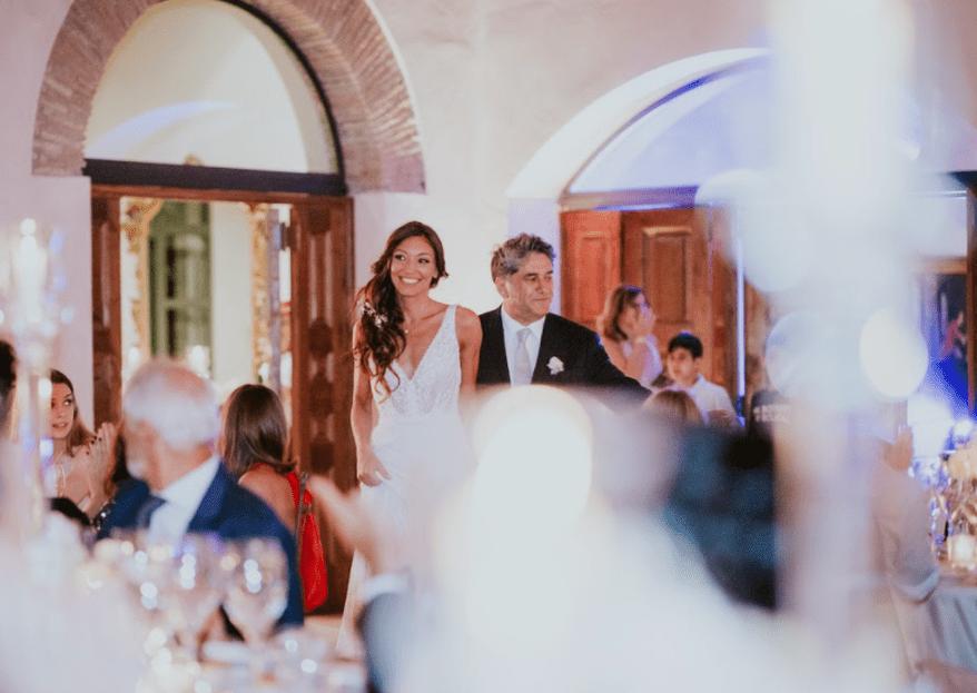 """""""L'amore è il coraggio di chi vuole"""": le nozze di Francesco e Francesca!"""