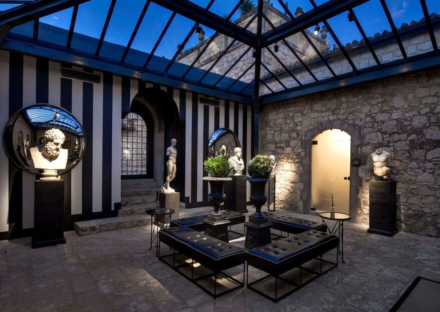 Villa Criscione vi farà vivere nozze indimenticabili in un luogo ricco di amore, colori e tradizioni secolari!