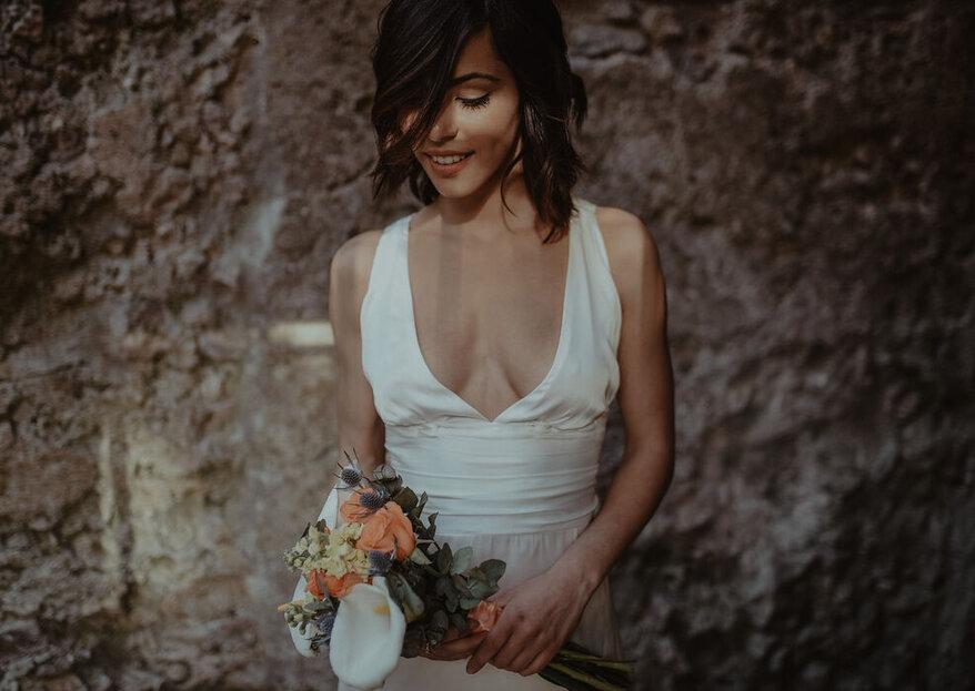 Uno scatto che vi faccia emozionare, ecco l'obiettivo principale per le vostre nozze!
