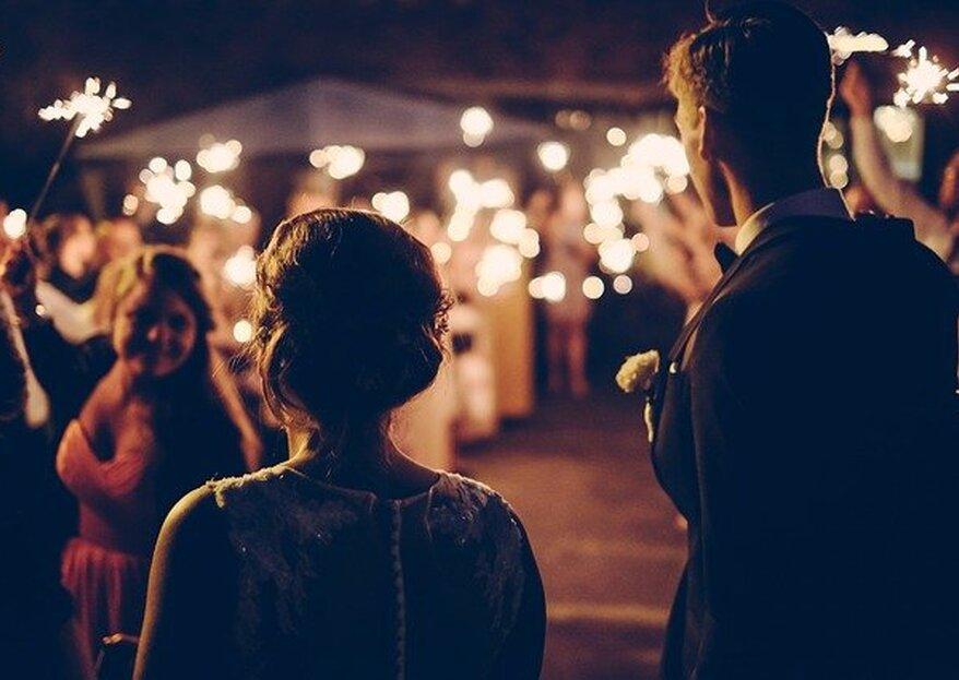 10 scatti imprescindibili nel tuo album di nozze!