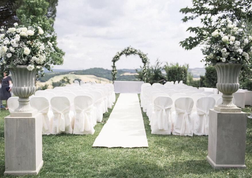 Castello di Montignano: rito civile, Destination Wedding e tanto altro per le tue nozze in Umbria